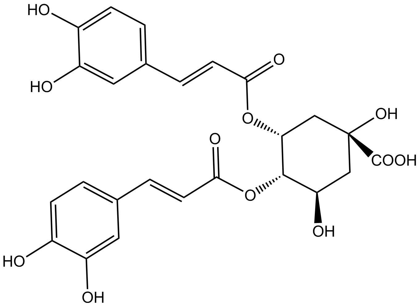 3,4-Dicaffeoylquinic acid phyproof® Reference Substance   PhytoLab