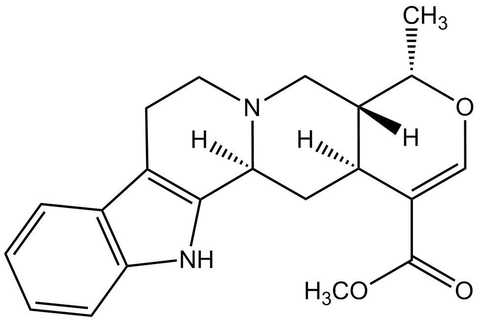 Ajmalicin phyproof® Referenzsubstanz | PhytoLab