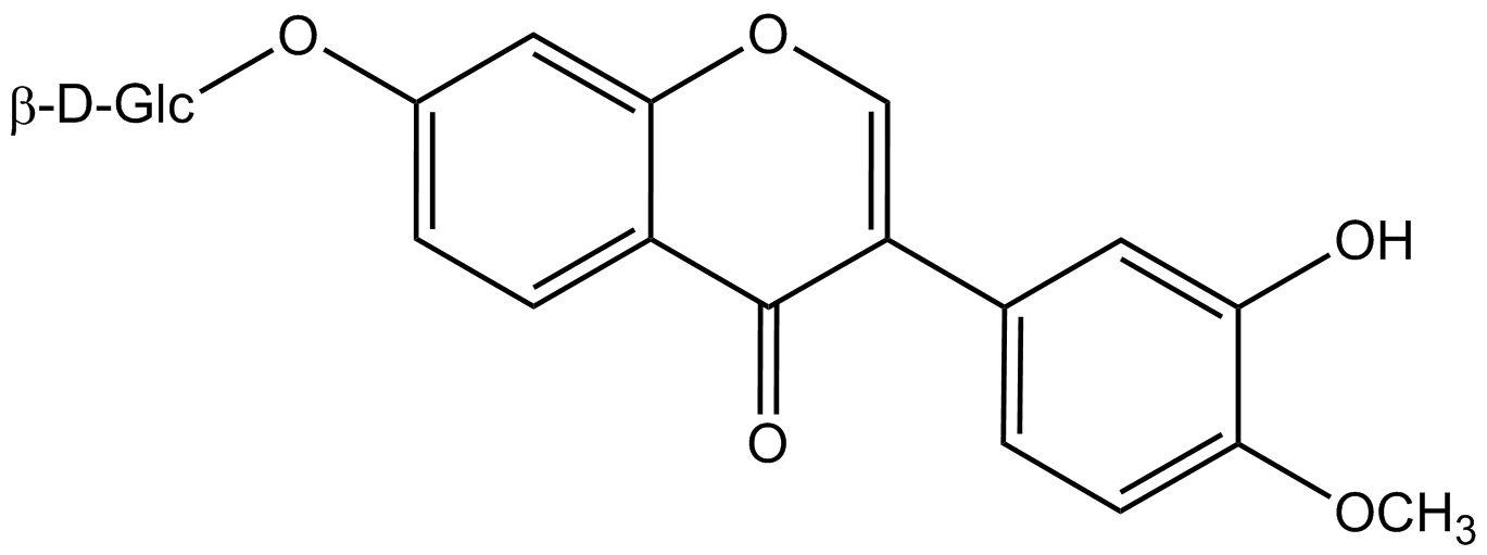 Calycosin-7-glucosid phyproof® Referenzsubstanz | PhytoLab
