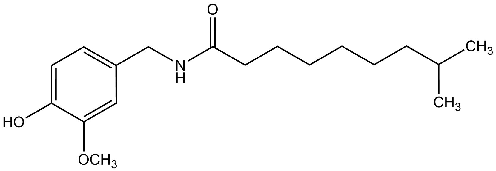 Dihydrocapsaicin phyproof® Referenzsubstanz | PhytoLab