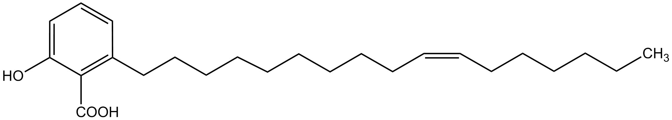 Ginkgolic acid C17:1 phyproof® Reference Substance   PhytoLab