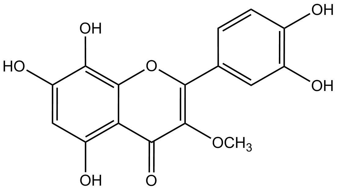 Gossypetin-3-methylether phyproof® Referenzsubstanz | PhytoLab